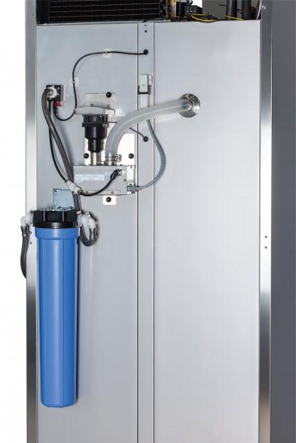Ionenaustauscher zur Erzeugung von VE-Wasser