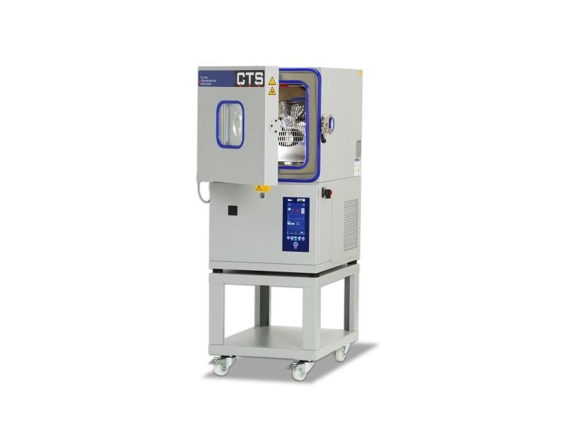 Temperatur-Prüfschränke der Baureihe T als Tischgerät