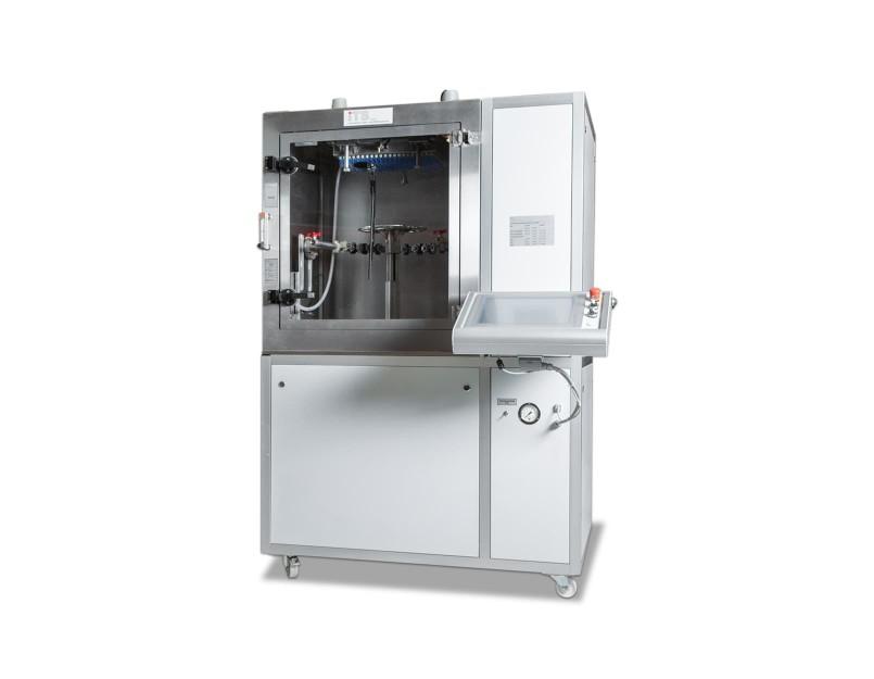 Spritzwasserkammer der Baureihe SPK