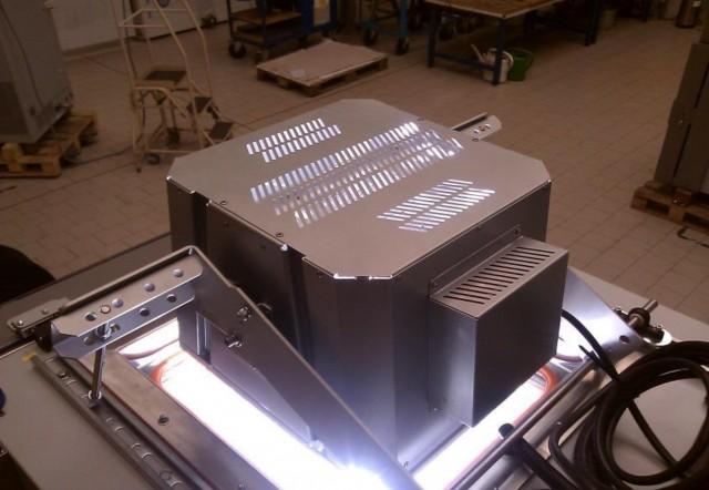 CTS Aufsatz für Sonnenlichtsimulation
