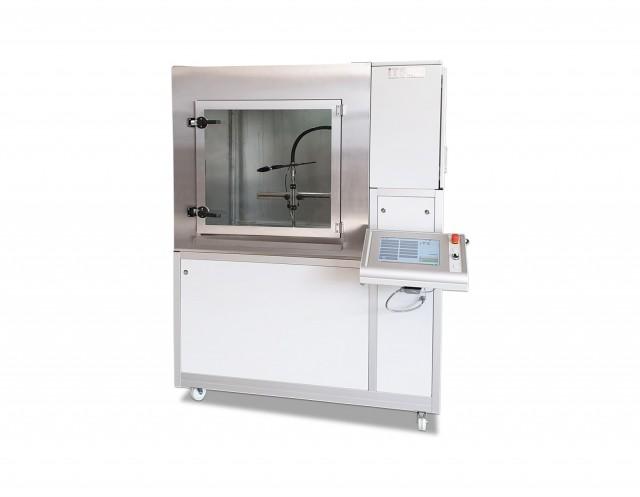 Druckwasserstrahlkammer