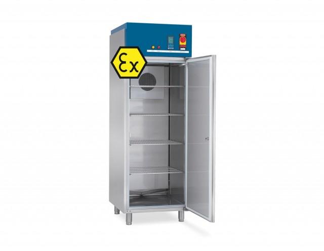 EX-geschützte Kühlschränke und Wärmeschränke Safety X-Linie