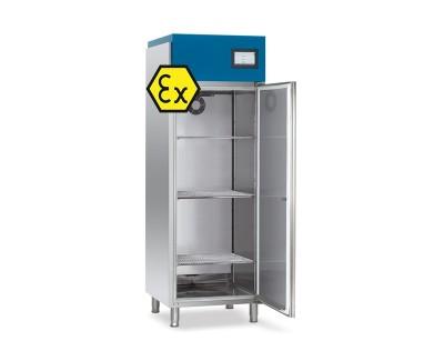 Preview Bild EX geschützte Kühl- und Wärmeschränke SafetyT‑Linie