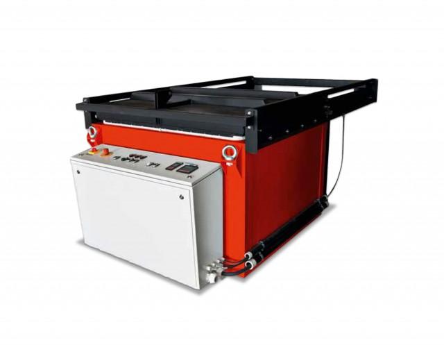 Umluft Schachtofen für 650°C oder 850°C