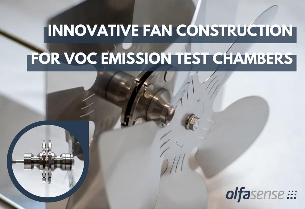 VOC Emissionsprüfkammer